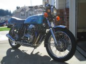 1975 Honda CB 750 F 1 photo