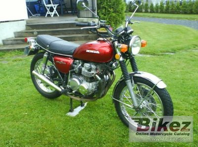 1975 Honda CB 500 F photo