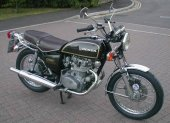 1975 Honda CB 500 T photo