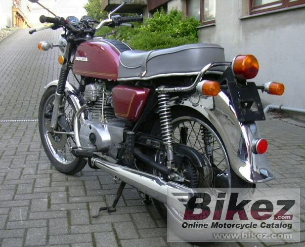 nymous user. cb 125 disc