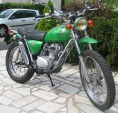1975 Honda SL 125 S photo