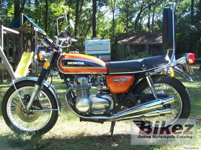 1975 honda cb 550 ss specifications and pictures