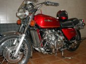 1976 Honda GL 1000 Gold Wing