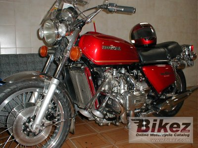 1976 Honda GL 1000 Gold Wing photo