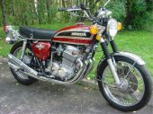 1976 Honda CB 750 F 1 photo