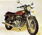 1976 Honda CB 550 F 1 photo