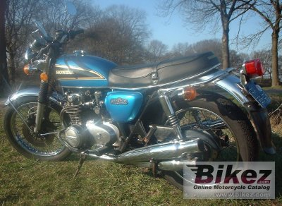 1976 Honda CB 500 F photo