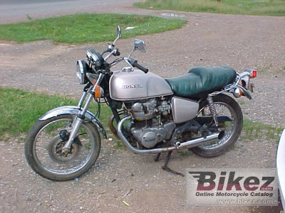 1976 Honda CB 500 T photo