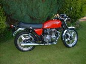 1976 Honda CB 400 F photo