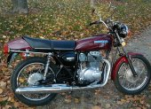 1976 Honda CJ 360 T photo
