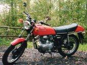 1976 Honda CJ 250 T photo