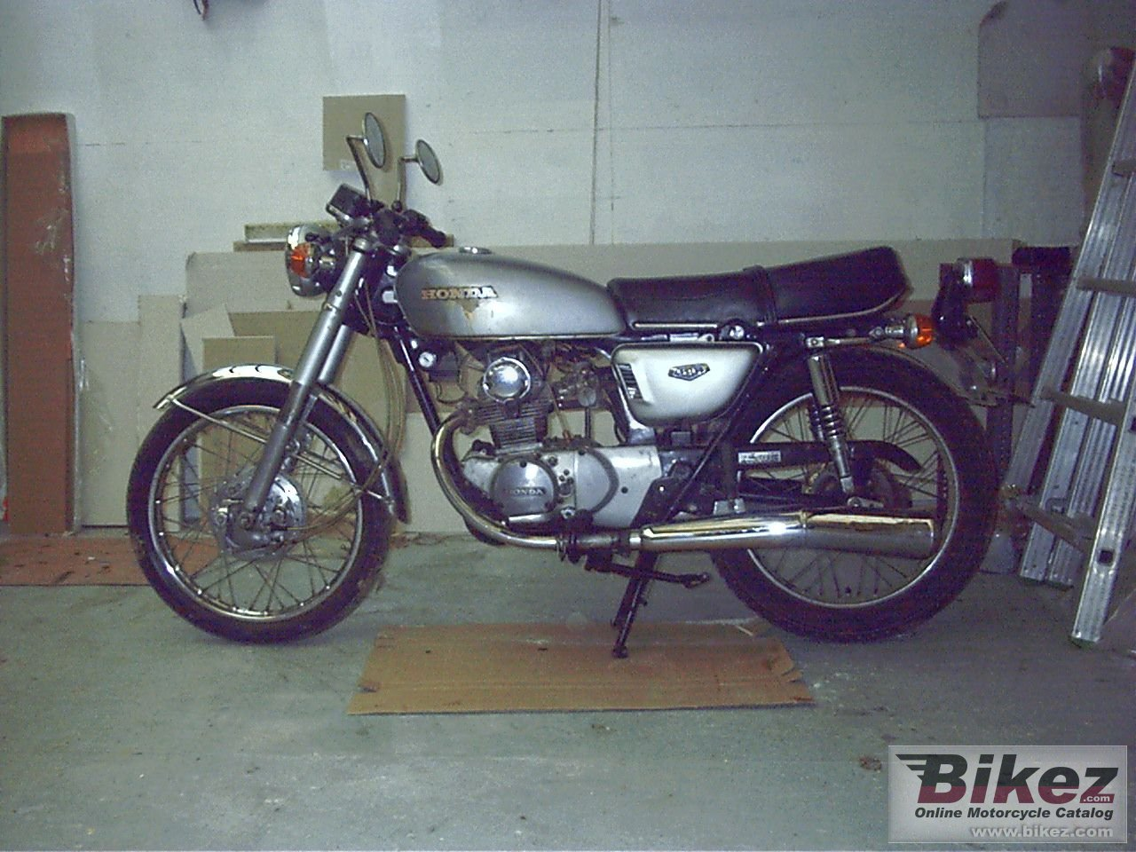 jerome cb 125 disc