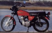 1976 Honda CB 125 S photo