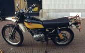 1976 Honda XL 250 photo