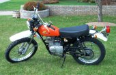 1976 Honda XL 125 photo