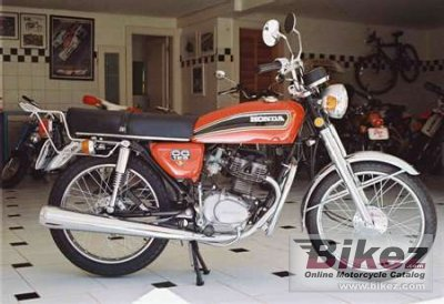 1976 Honda CG 125 photo