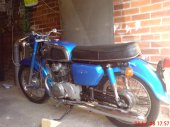 1976 Honda CD 175 photo