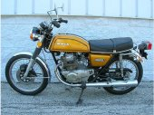 1976 Honda CB 200 photo