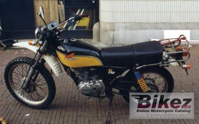 1976 honda xl250 submited images