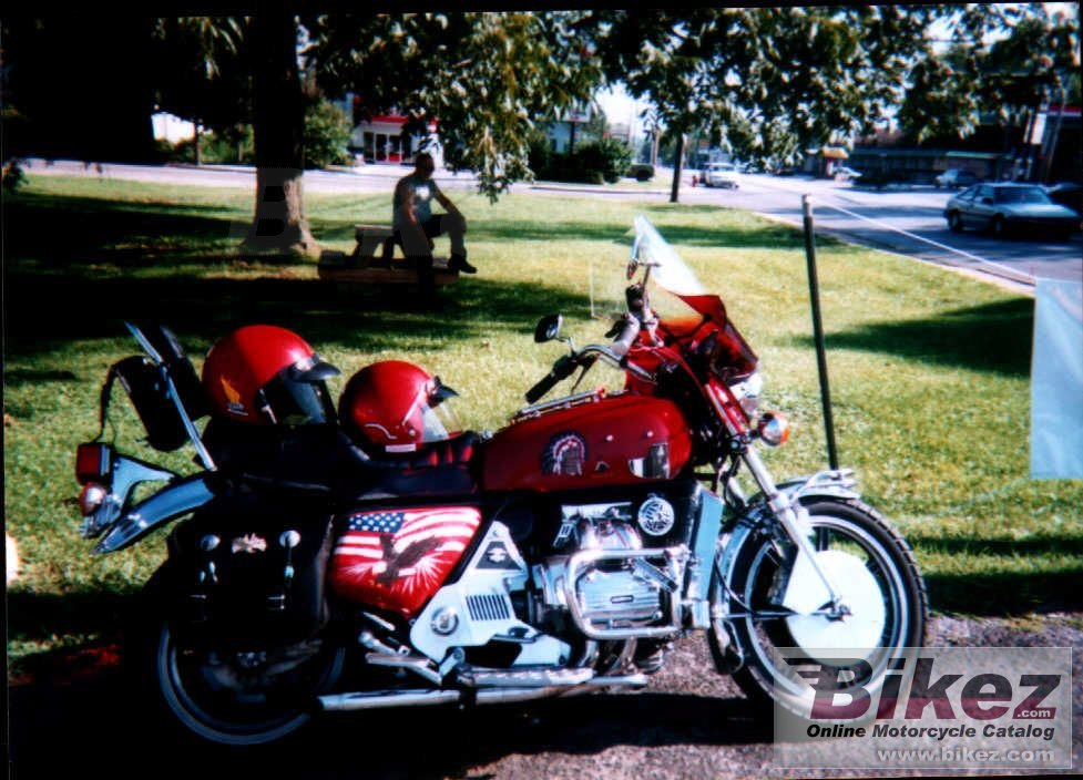 Richard gl 1000 gold wing