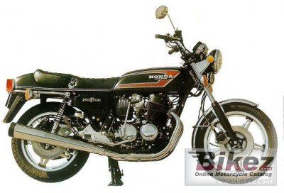 1977 Honda CB 750 F 2 photo