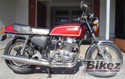 1977 Honda CB 750 F 1 photo