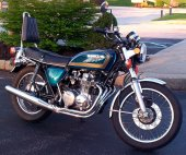 1977 Honda CB 550 F 1 photo