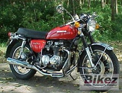 1977 Honda CB 500 F photo