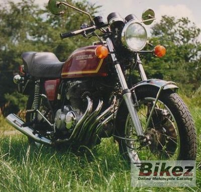 1977 Honda CB 400 F photo