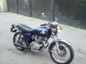 1977 Honda CB 500 T photo