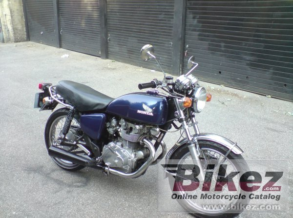 nymous user. cb 500 t