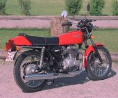 1977 Honda CJ 250 T photo