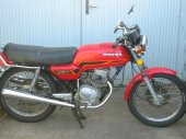 1977 Honda CB 125 Disc photo