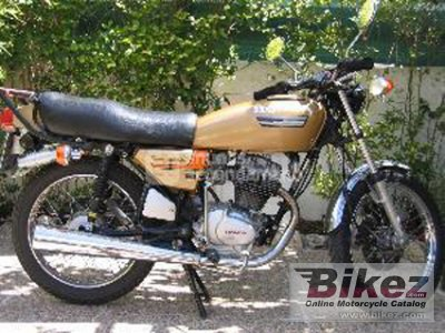 1977 Honda CB 125 S (J) photo
