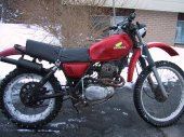 1977 Honda XL 250 photo