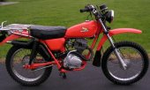1977 Honda CT 125 photo