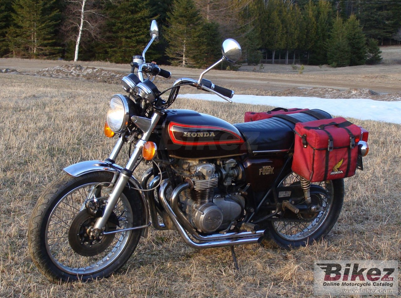 d New Brunswick Canada cb 550 four k