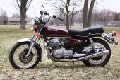 1977 Honda CB 750 A Hondamatic photo