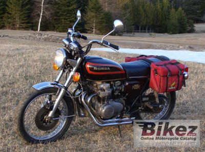 1977 honda cb 550 four k specifications and pictures. Black Bedroom Furniture Sets. Home Design Ideas
