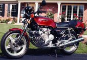 1978 Honda CBX photo