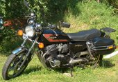1978 Honda CB 750 F 2 photo