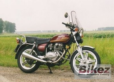 1978 Honda CB 400 T photo