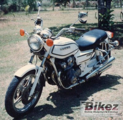 1978 Honda CB 750 K 2nd. edition