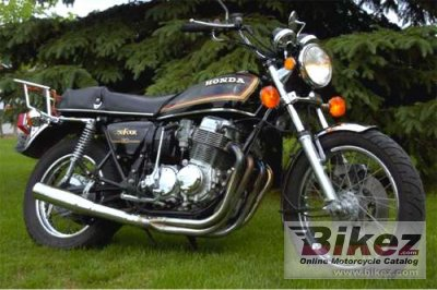 1978 Honda CB 750 K specifications and pictures