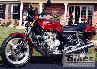 1978 Honda CBX