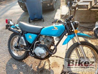 1978 Honda XL 175
