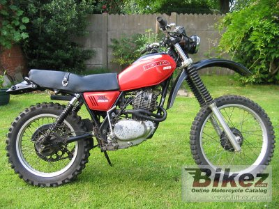 1978 honda xl 250 s specifications and pictures. Black Bedroom Furniture Sets. Home Design Ideas