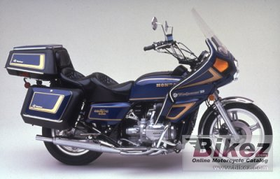 1979 Honda GL 1000 K 3 Gold Wing photo