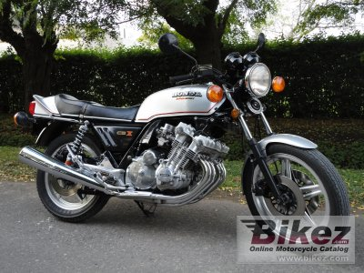 1979 Honda CBX photo