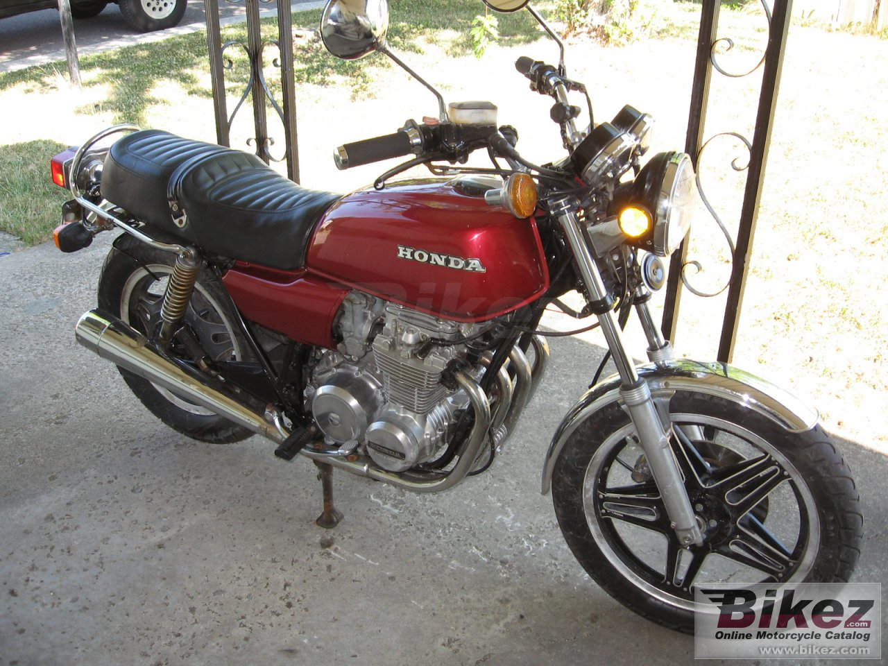 cb 650 (reduced effect)